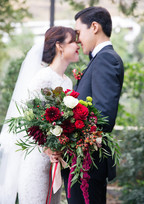 Rustem & Alya's Glamorous Wedding @ Funicular Restaurant, Tbilisi, Georgia