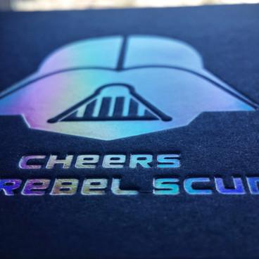 Cheers you rebel scum