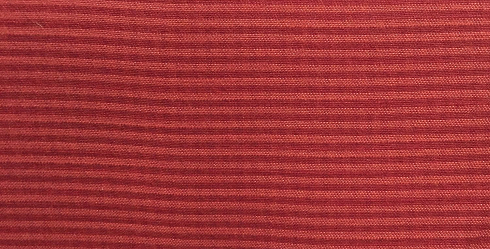 Red and Dark Red Small Check Fabric