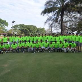 Ganadores del torneo de golf de 'Los Peligrosos'