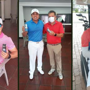 Ganadores del sorteo mensual de golf