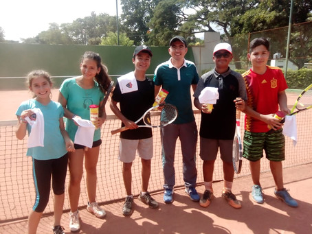 Torneo de Tenis Clausura Ranking Interno
