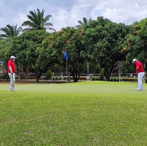 Los ganadores del Torneo de Gran Nassau