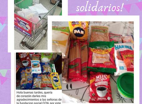 137 mercados fueron entregados por la Fundación Social a nuestros empleados