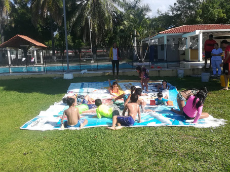 Pool Party Clausura 2018