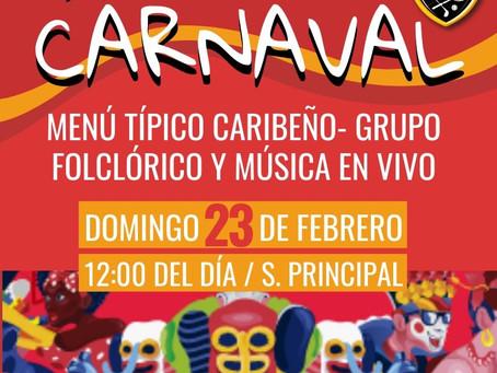 TARDE DE CARNAVAL