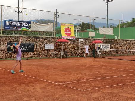 El Club Campestre recibe a los mejores tenistas juveniles del país