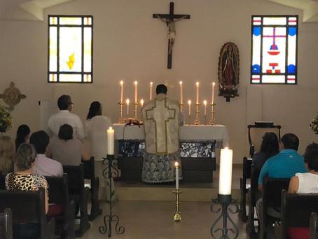 Santa Misa Rorate Coeli