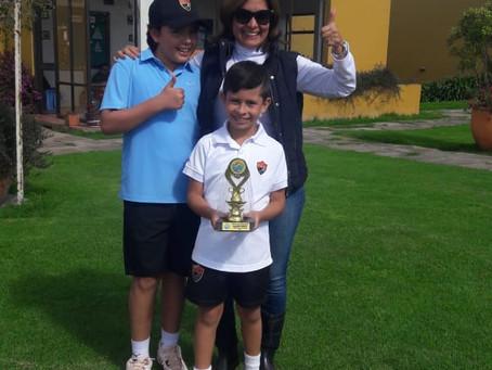 Tenemos Campeón Nacional de tenis Infantil