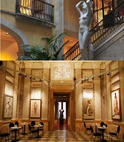 MEAM Barcelona Museum European Modern Art
