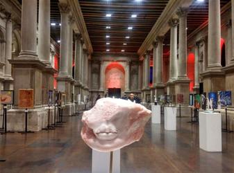 Installation Biennale Venedig