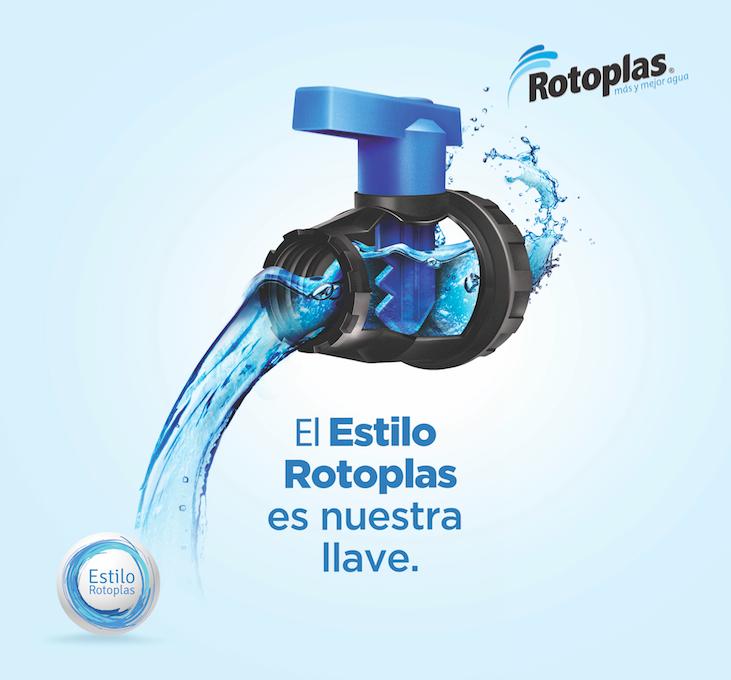 El Estilo Rotoplas es nuestra llave.