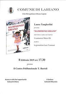 locandina lariano51354314_13507816483947