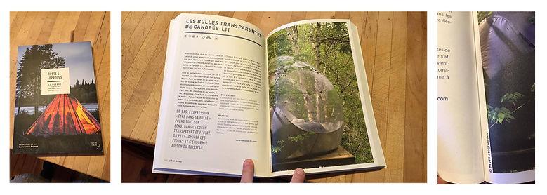 Margaux Vallet Photographies, Canopée Lit, Testé et approuvé