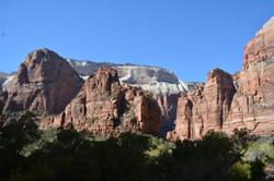 Zion, Parc National
