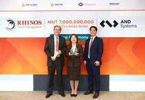 라이노스자산운용, 국내최초 몽골 교환사채 투자 메자닌펀드 설정
