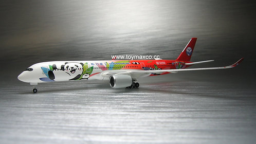 Sichuan Airlines A350-900 Panda Route 1:500 HE534499
