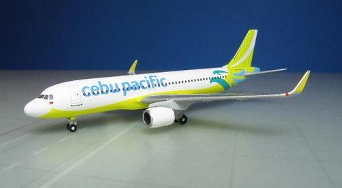 Cebu Pacific Air A320 1:500 HE529327