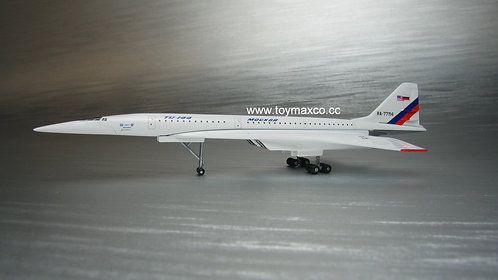 NASA Supersonic Flying Laboratory TU-144L 1:500 HE529426
