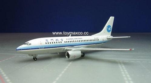 Xiamen B737-500 1:400 GJCXA1671