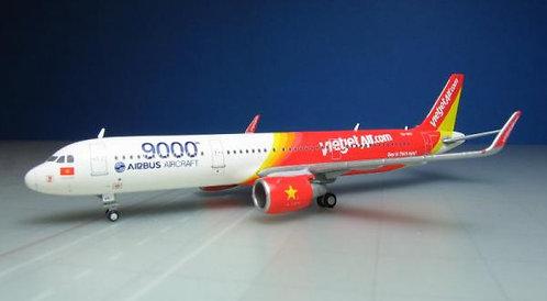 Vietjet A321 VN-A651 1:400 GJVJC1446