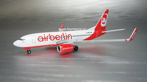 AirBerlin B737-700 D-AHXF 1:500 HE534666