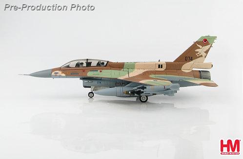 F-16D Israel Air Force 109 Sqd 1:72 HA3873