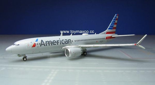 American B737 Max 8 1:400 GJAAL1708