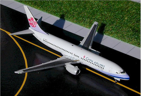 China Airlines B737-800 B-18608 1:400 GJCAL124