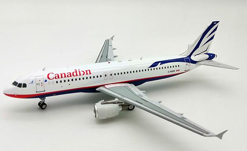 Canadian A320 1:200 IF3201217