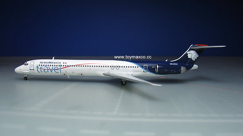 Aeromexico MD-83 N848SH 1:400 GJAMX1434