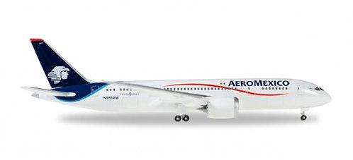 Aeromexico B787-8 N961AM 1:500 HE529815