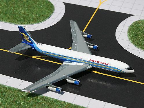 Skyworld B707-320C 1/400 GSPOC012