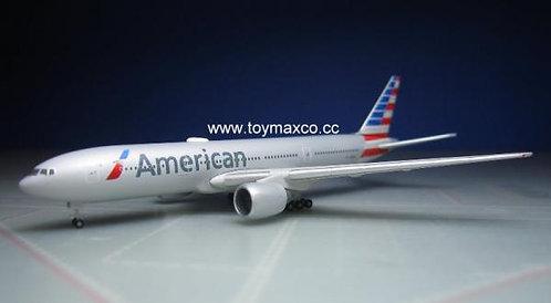 American Airlines B777-200 N767AJ 1:500 HE532815