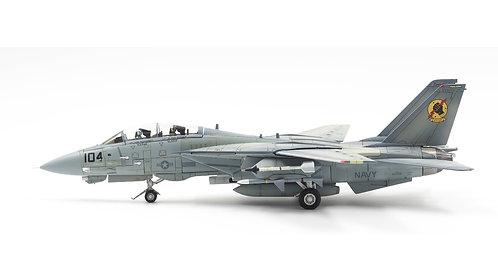 F-14A US Navy Lightning Fist Bob #104 1:72 CA72PT03