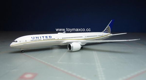 United Airlines B787-10 1:500 HE533041