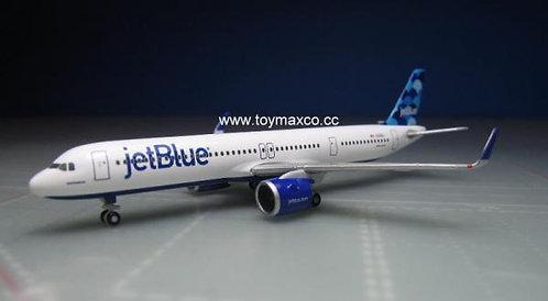 JetBlue A321 neo Ballons 1:500 HE533805