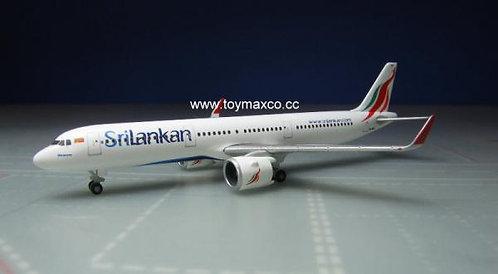 Srilankan A321 neo 1:500 HE532884