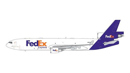 FedEx MD-11F N604FE 1:400 GJFDX1974