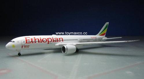 Ethiopian B787-9 1:500 HE533966