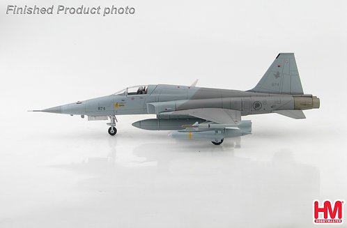 F-5 S RSAF 149th Sq. #874 Singapore 1:72 HA3342