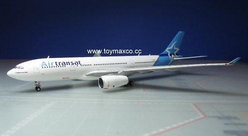 Air Transat A330-200  C-GTSN 1:400 GJTSC1744