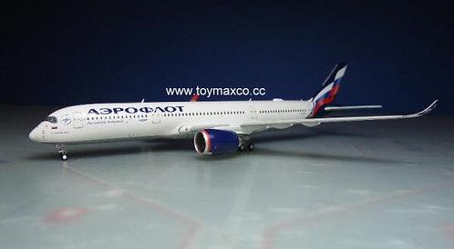 Aeroflot A350-900 VQ-BFY 1:400 GJAFL1943