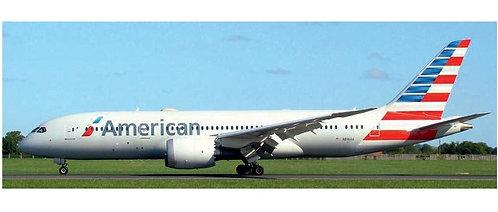 American Airlines B787-8 N816AA 1:500 HE527606-001