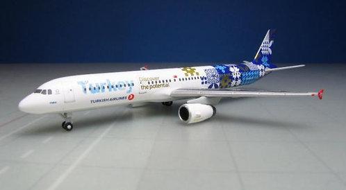 Turksih A321 1:500 HE529532