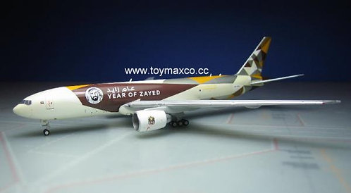 Etihad Cargo  B777F  Year of Zayed 1:400 GJETD1812