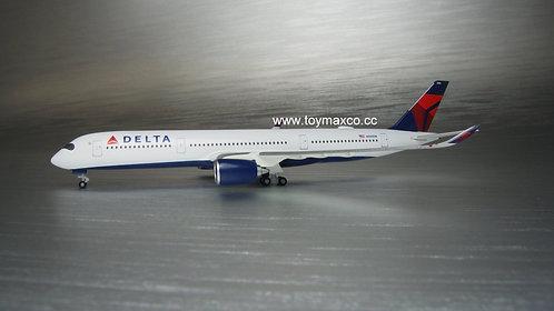 Delta Air Lines A350-900 N505DN 1:500 HE530859-001