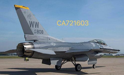 Cal F-16C PACAF Demo Team Primo(Single seat) 1:72 CA721603