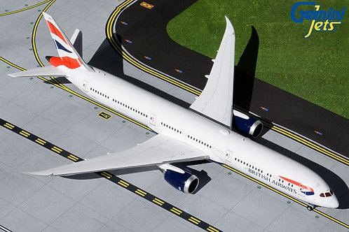 British Airways B787-10 G-ZBLA 1:200 G2BAW904