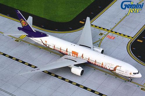 Thai B777-300 Royal Barge HS-TKF 1:400 GJTHA1891